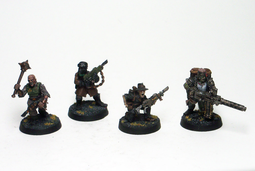 The Nameless Children Of Nurgle Bughaus Miniatures