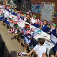 A Royal Street Party!