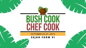 Bush Cook Chef Cookoff