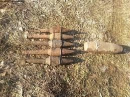 25 одиниць застарілих боєприпасів знешкодили піротехніки ДСНС на Прикарпатті