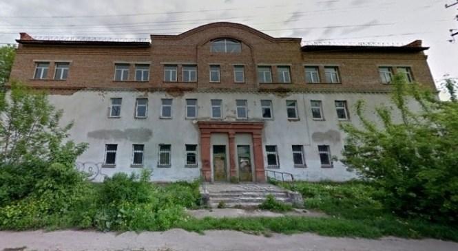 В Івано-Франківську ніяк не можуть продати приміщення колишньої лазні