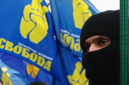 """НАЗК виявило порушення у фінансуванні ВО """"Свобода"""" на понад 2,3 млн.грн."""