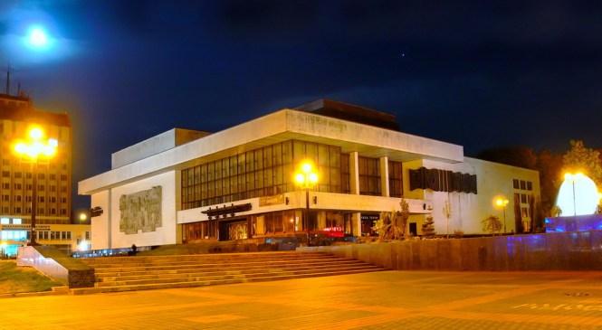 Івано-Франківський драмтеатр шукає акторів (перелік вакансій)