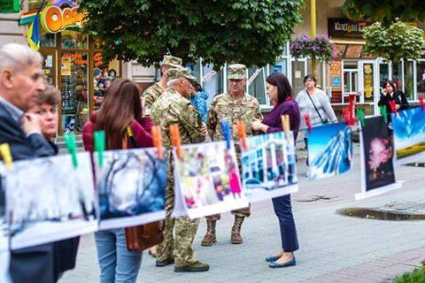 Франківців запрошують на всеукраїнський флешмоб