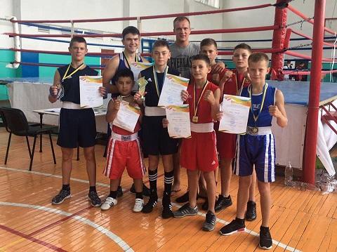Юні франківські боксери блиснули на міжнародному турнірі