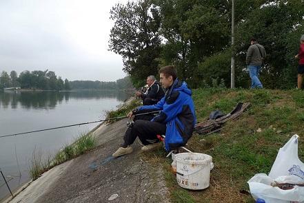 На Міському озері виберуть кращого спінінгіста Івано-Франківська
