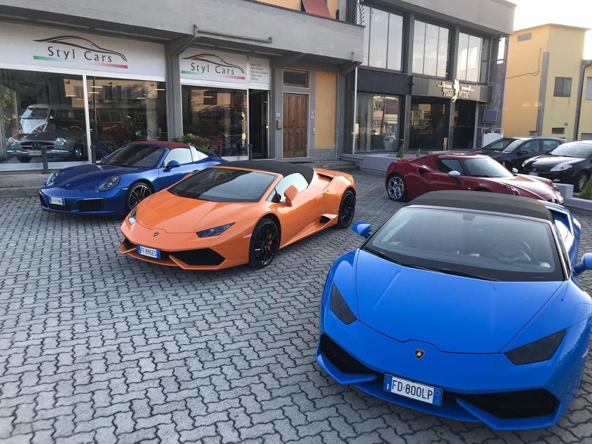 luxury sport car rentals europe