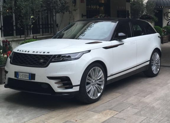 luxury car reantals europe range rover sport