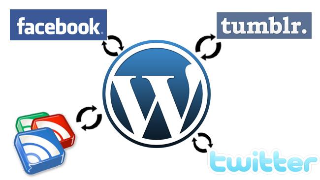 Socializando WordPress