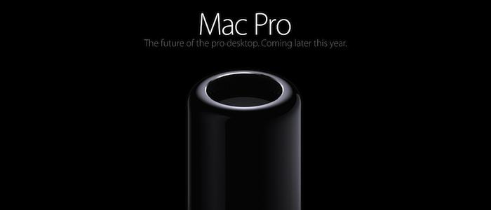 Mac Proがだんだん欲しくなってきた