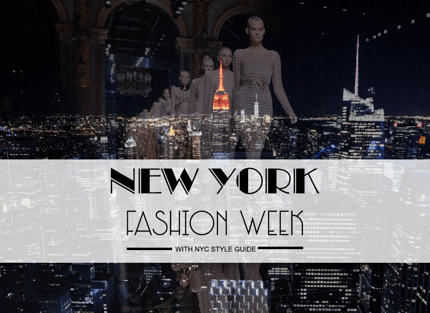 New York Fashion Week Promotions