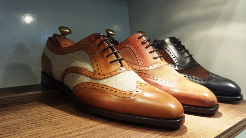 oxford homme