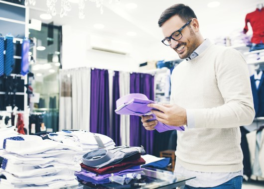 Shopping Hacks für Männer