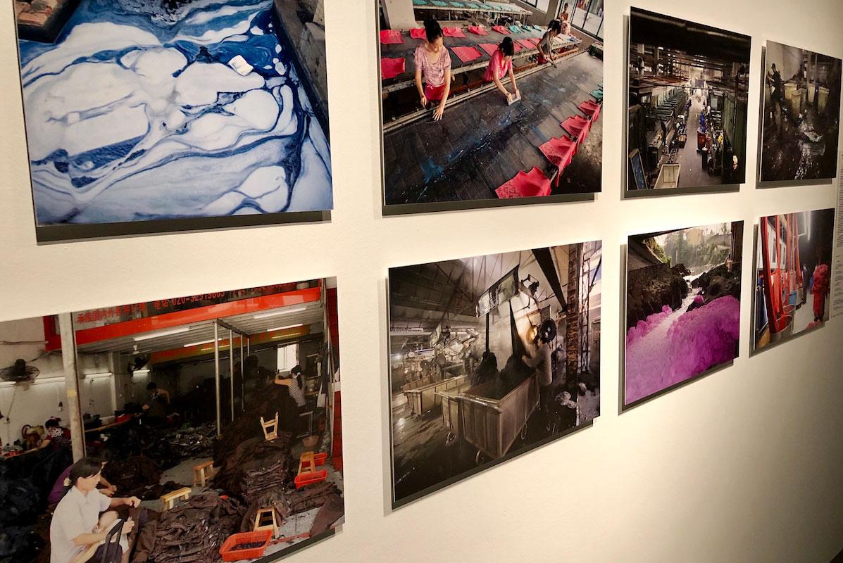 Fast Fashion Ausstellung