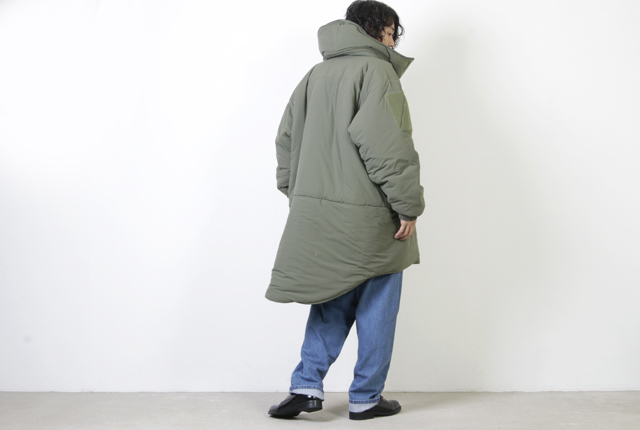 is-ness (イズネス) SPECIAL TECHNICAL MONSTER COAT is-ness×UNUSED