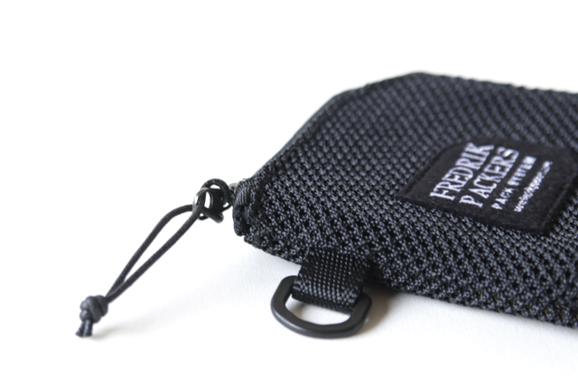 FREDRIK PACKERS (フレドリックパッカーズ) HEAVY MESH COIN CASE