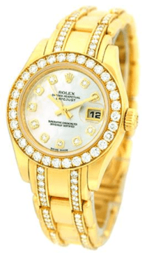 นาฬิกา rolex ที่แพงที่สุด - Rolex Ladies Masterpiece Yellow Gold Watch