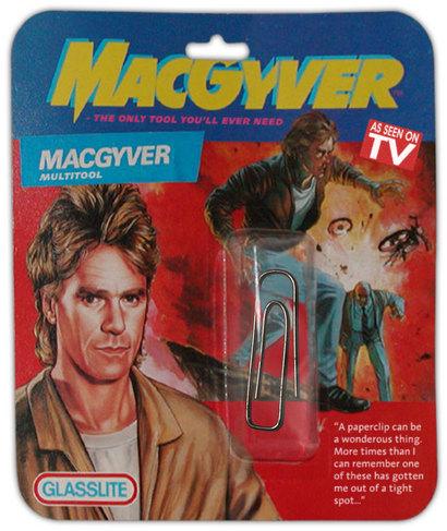 McGuyver Paperclip
