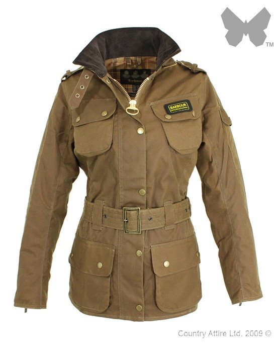 Barbour_Ladies_Wax_International_Jacket_-_Sandstone_L1926_1