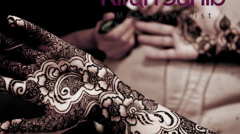 Mehndi Designs For Girls in Pakistan