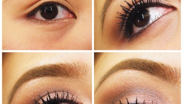 Romantic Eye Makeup Tutorials For Girls