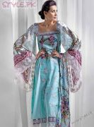 Embroidered Chiffon and Fleur De Chiffon Suits by Gul Ahmed (8)