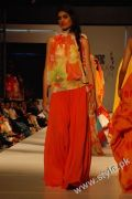 Sublime by Designer Sara Shahid in PFDC Sunsilk Fashion Week 2011 (1)