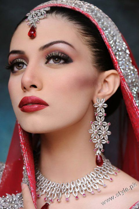 Bridal Makeup by Khawar Riaz