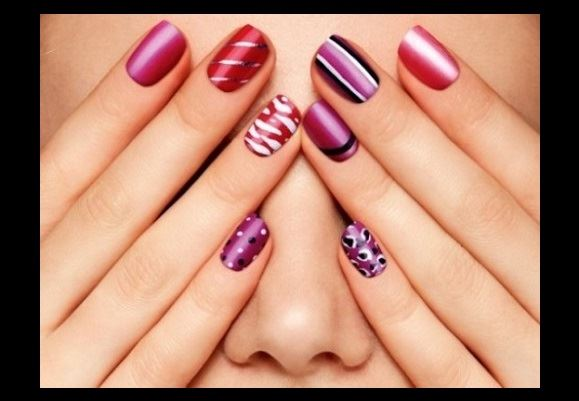 simple nail art for beginners