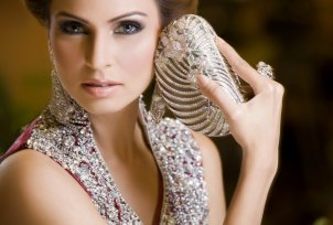 Nadia Ellahi Dresses and Accessories Collection 2011 _006