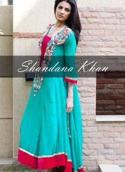 party wear dresses by shandana khan (4)