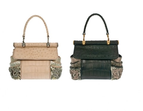 Roberto Cavalli Handbag Collection 2012 for Winter_04