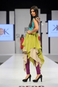 kamiar rokni's collection at sunsilk fashion week (4)