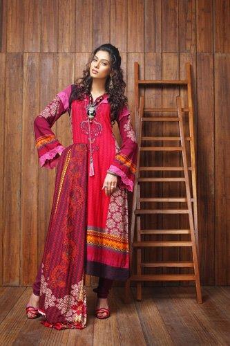 Firdous Linen Collection for Winter 2012 by Firdous cloth mills o