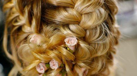 The Braided Bun hair styles