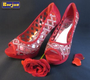 Latest shoes collection 2012 for girls (8)