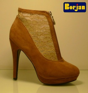 Latest shoes collection 2012 for girls (3)