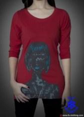 stylish T shirts for girls (4)