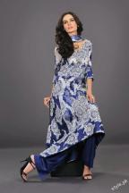 Latest HSY Lawn Prints 2012 - Complete Collection 7