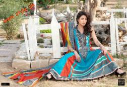 Latest Libas & Riwaj Collection For Summer 2012 Complete Collection-003