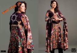 Latest Libas & Riwaj Summer Collection By Shariq Textiles 2012-010