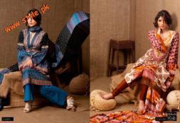 Latest Libas & Riwaj Summer Collection By Shariq Textiles 2012-012