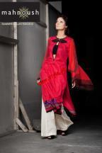 Latest Mahnoush Summer Lawn Casual Wear 2012-010