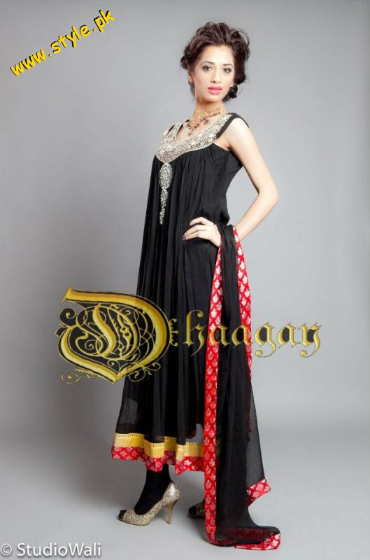 Latest Summer Collection For Women By Dhagaay 2012-012
