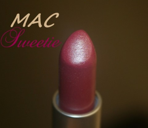 MAC Sweetie Lipstick - Review, Photos & Swatches_001