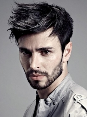 The year 2012  Men's hair trends 2012_01