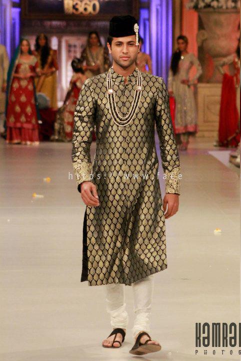 Obaid Sheikh Pantene Bridal Couture Week 2012 Day 1_03