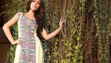 Ittehad Textiles Summer 2012: Volume 2 Collection (17)