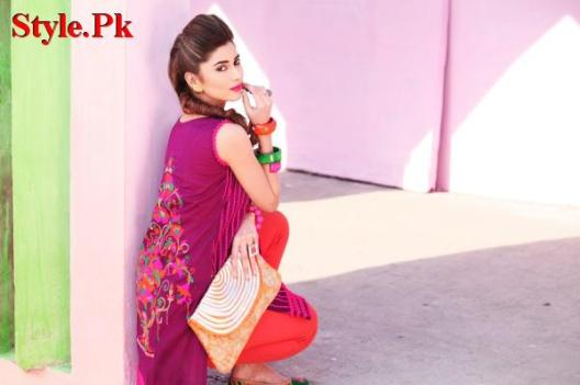 Latest Summer Collection For Women By Rang Ja 2012-008