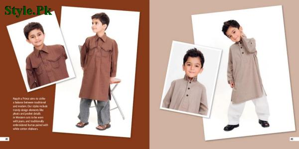 Latest summer Collection For Boys By Nishat Linen 2012-007